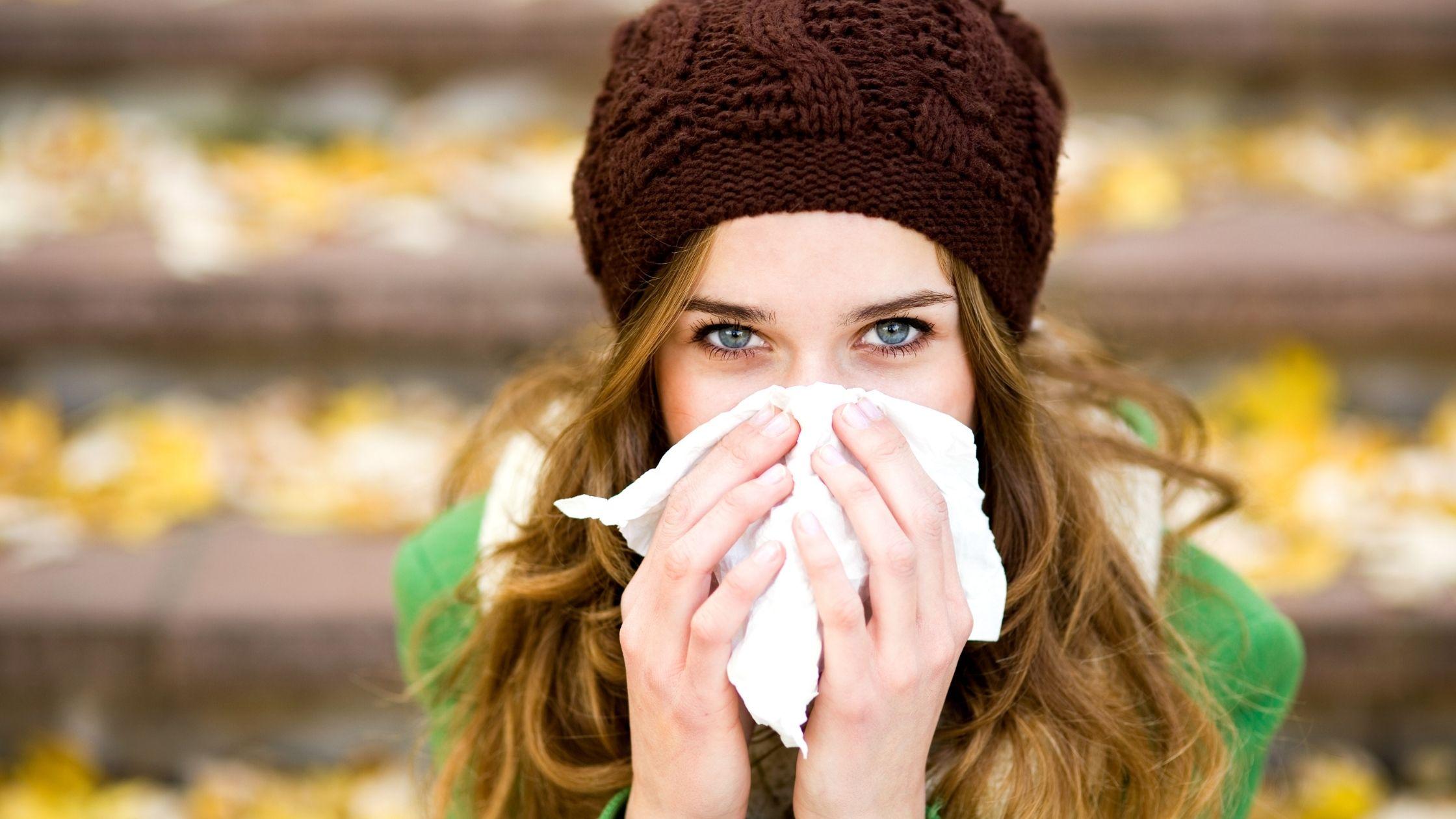 4 efficaci rimedi naturali per il raffreddore